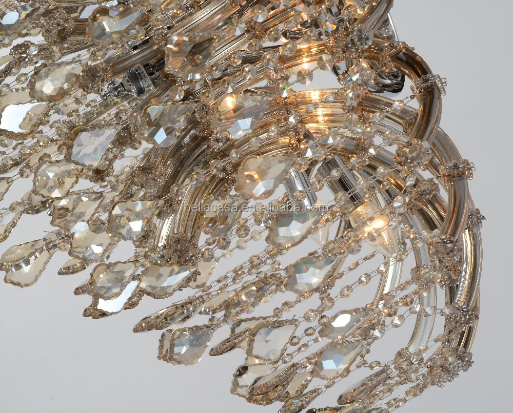 MD9816-6top sales crystal 천장 걸 이식 와 lamps crystal