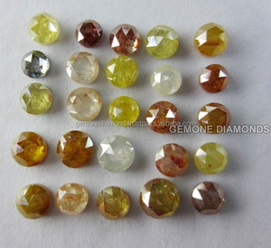 100% Natural rose cut earthmined loose diamonds At Cheap Price