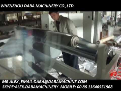 PROTECTIVE FILM COATING MACHINE /PE PROTECTIVE FILM COATING MACHINE/FILM COATING MACHINE/FILM COATER