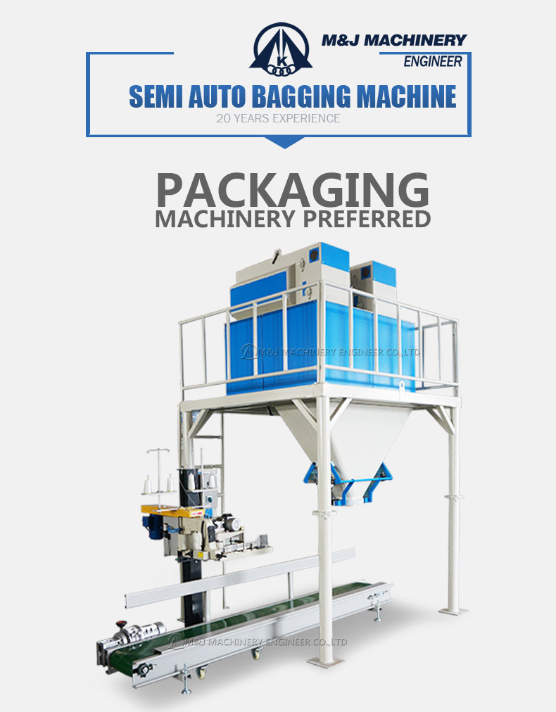 organic fertilizer packaging machine ISO9001