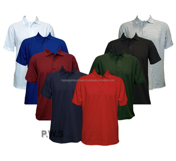 Half sleeves polo shirts