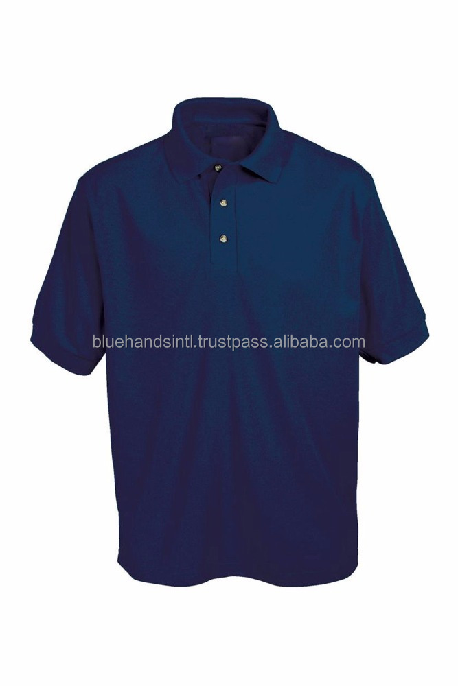 Navy Polo shirt school uniform