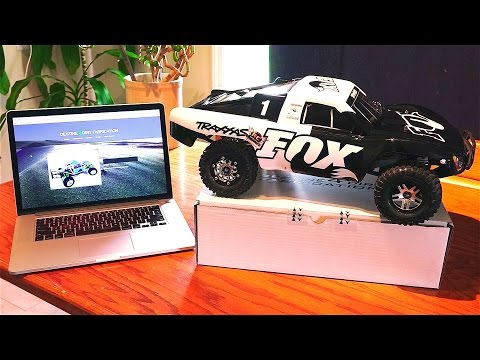RC ADVENTURES - UNBOXiNG Destine 4 Dirt Fabrication M12 - Traxxas Slash 4x4 Roll Cage