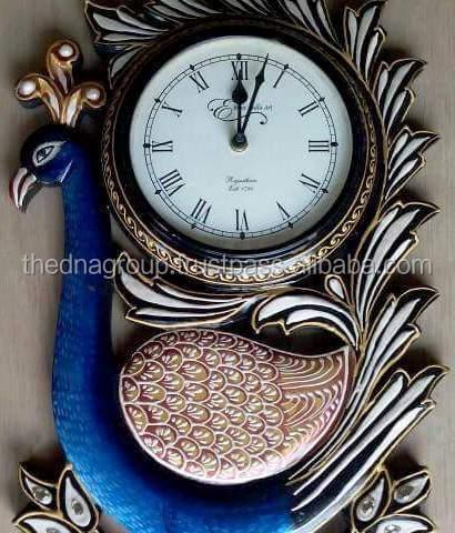 peacock wall clock peacock wall clock suppliers and at alibabacom