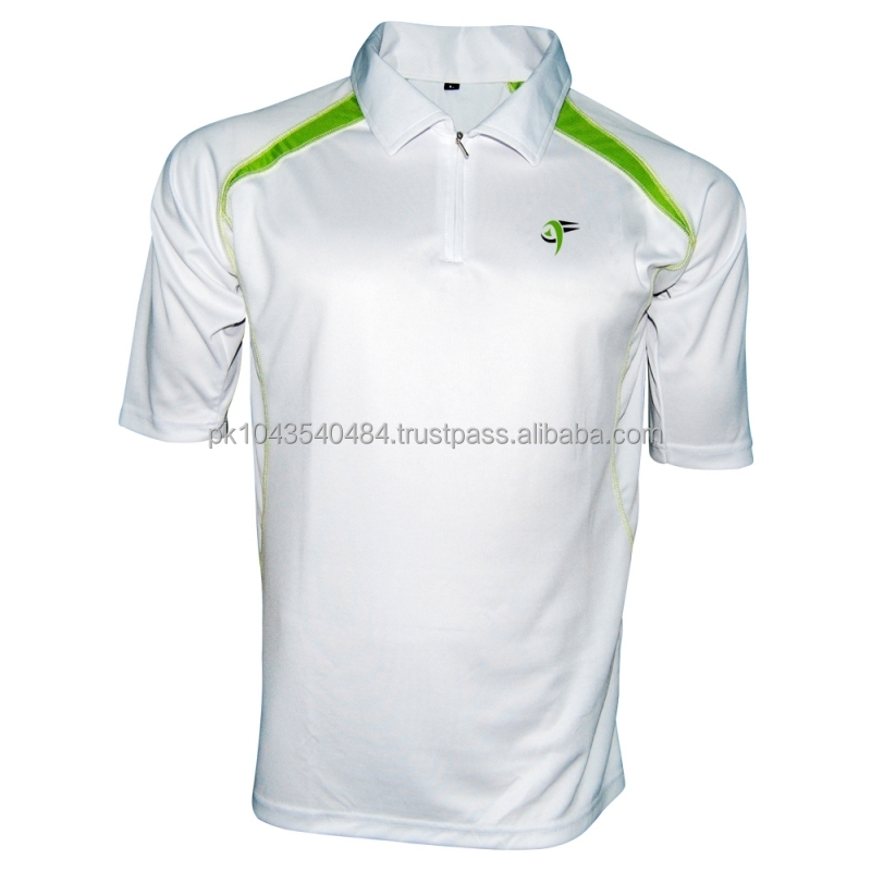 Cricket Jersey With Collar