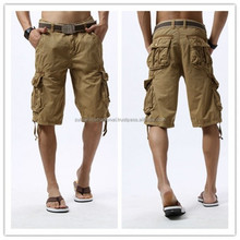 Six Pocket Cargo Shorts , Cotton Shorts , Denim Shorts