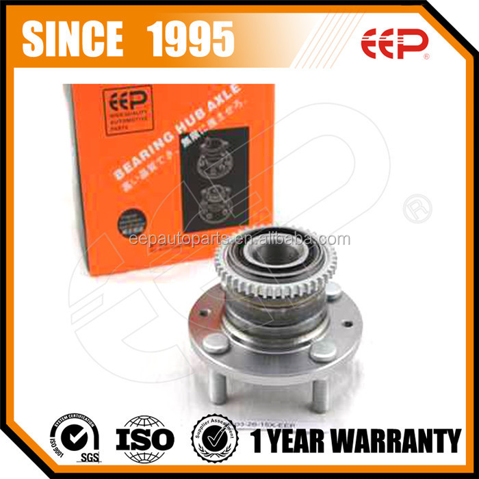 Auto suspension part rear wheel hub bearing for MAZDA 323 B603-26-15X
