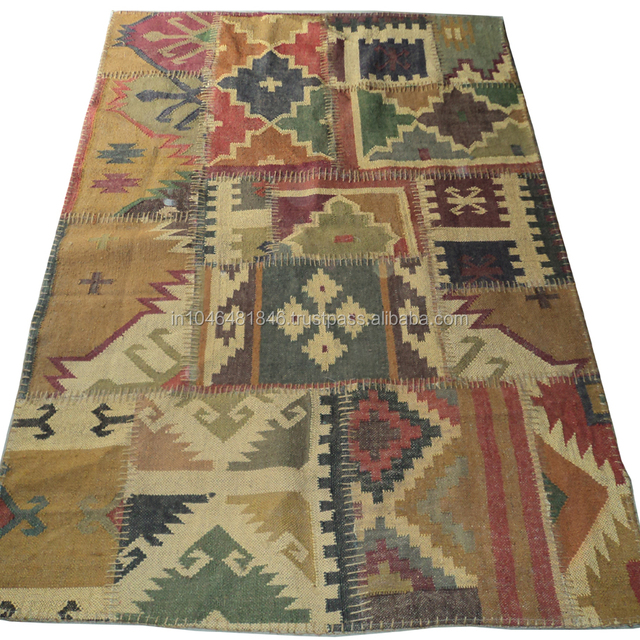 Kilim Patchwork Rug Source Quality From