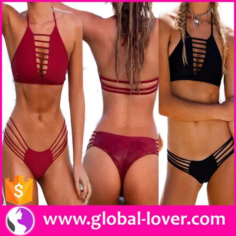 Woman Sex Binikis Australia Swimwear Brazilian Bikini Swimwear