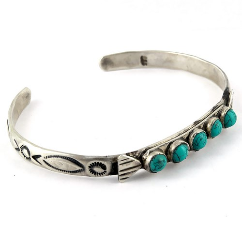 Genuine !! Turquoise 925 Sterling Silver Jewelry Bracelets, Vintage Silver Jewelry, Fresh Silver Jewelry