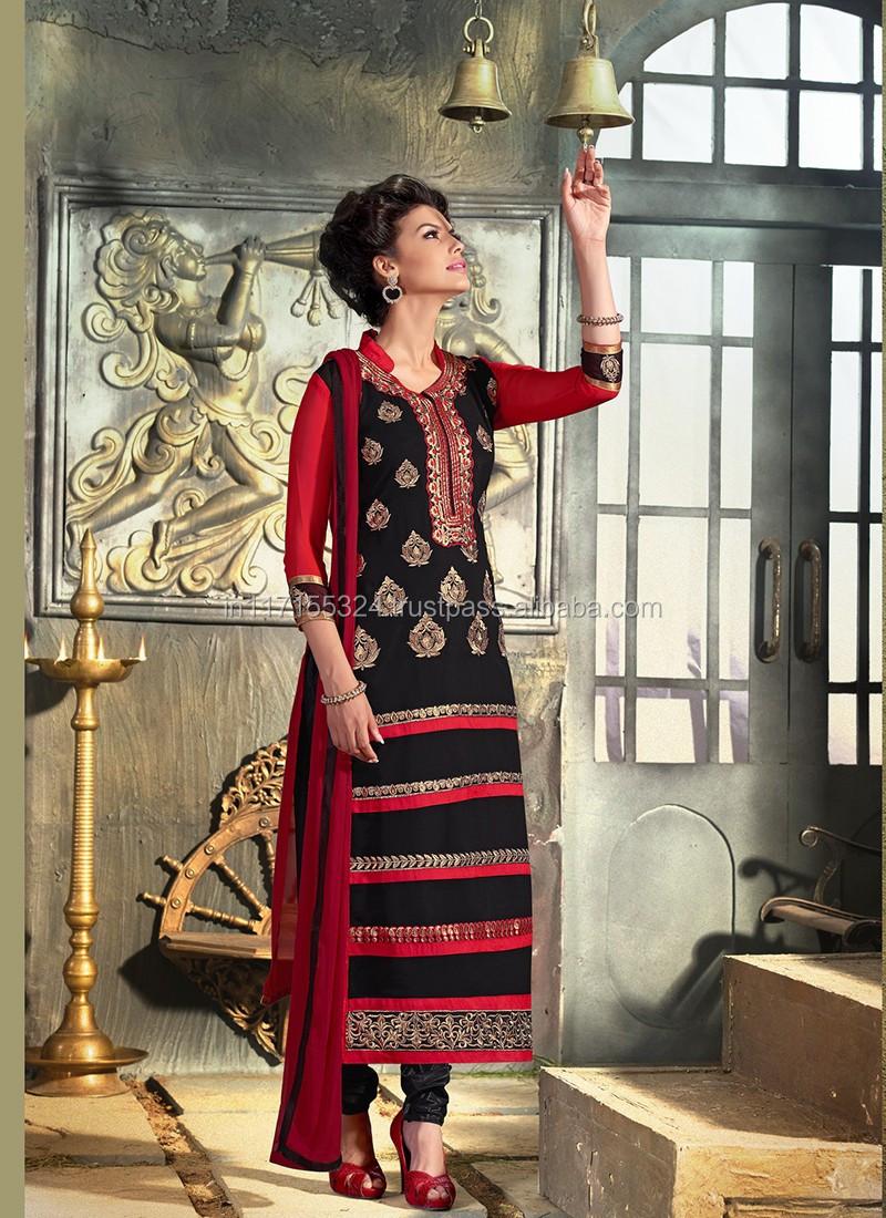 Salwar Kameez Schneiden-pakistanische Neuen Stil Kleider-marke Damen ...