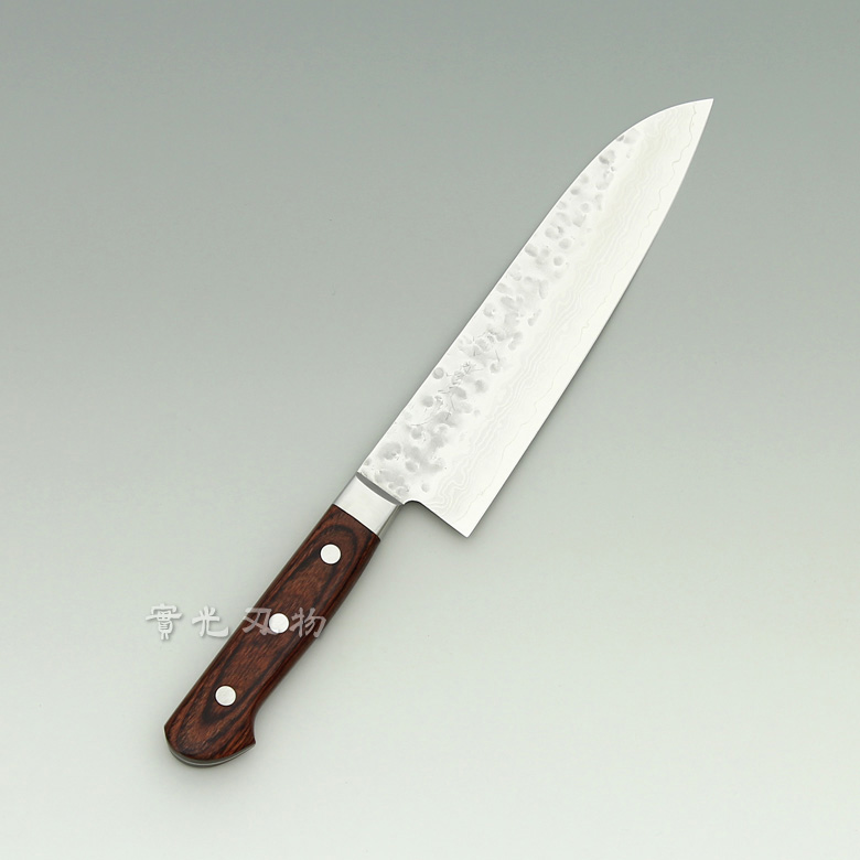 japanese kitchen knife made in sakai osaka damascus chef wholesale vented all purpose kitchen knife handy