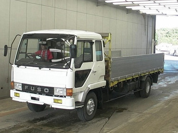 1989 Mitsubishi Fuso Fighter 4 Tons Flatbed Truck Yk22676/p ...
