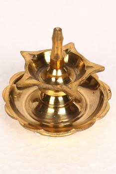 Brass Diyas - Buy Indian Pooja Items,All Pooja Items,Pooja Lamps Product on  Alibaba com
