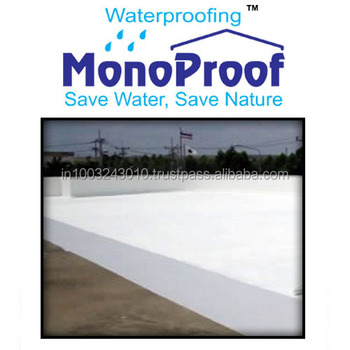 Acrylic Modified Elastomeric Waterproofing - Buy Elastomeric Liquid  Membrane Waterproofing,Elastomeric Waterproofing Membrane,Acrylic Polymer