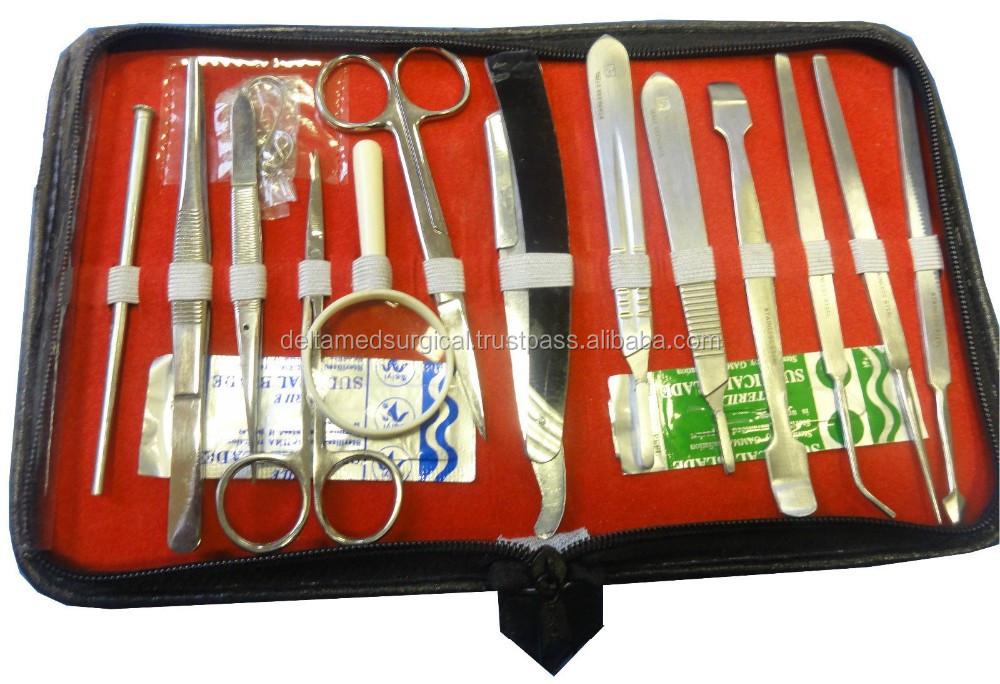 20 Unids Disección Anatomía Conjunto Kit De Estudiante De Medicina ...