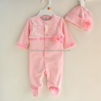 100 Cotton Sleep Play Clothes Baby Pajamas Newborn Buy Baby