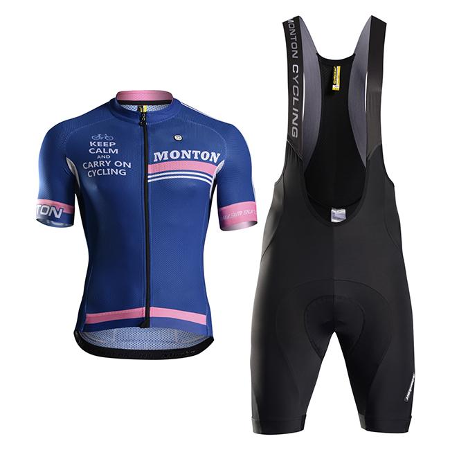 Monton Custom Cycling Clothing Cycling Jersey Bib Shorts  Buy Cycling Jersey Bib Shorts Set