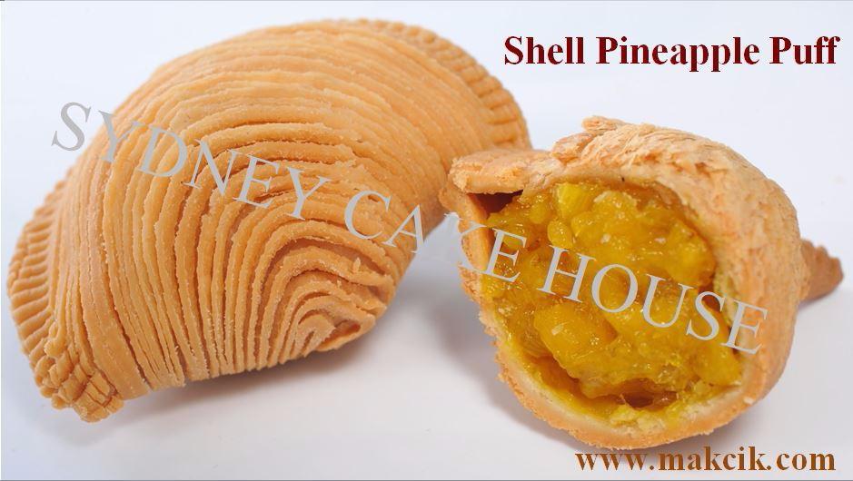 Frozen Shell Curry Puff
