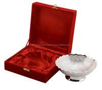 German Silver White Metal Bowl Set Dinnerware Sets Gift Sets - Buy ...