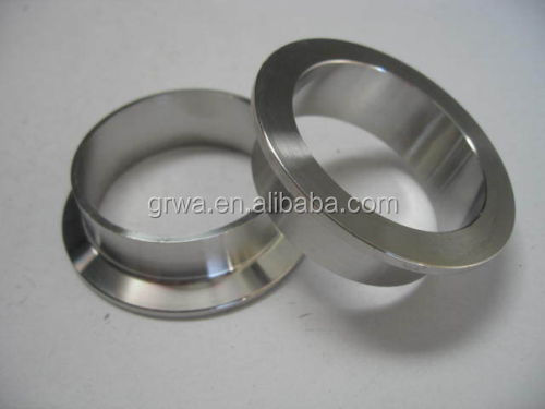 "2"" 2.5"" 2.75""inch Stainless Steel V Band Flange Clamp + Male Female Flange"