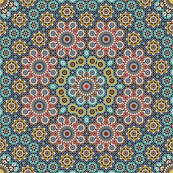 Hand Made Moroccan Mosaic Tile