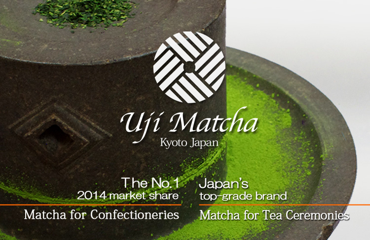 High quality Kyoto Uji green tea for Confectionery Matcha cappucino powder Japanese green tea japan Matcha powder