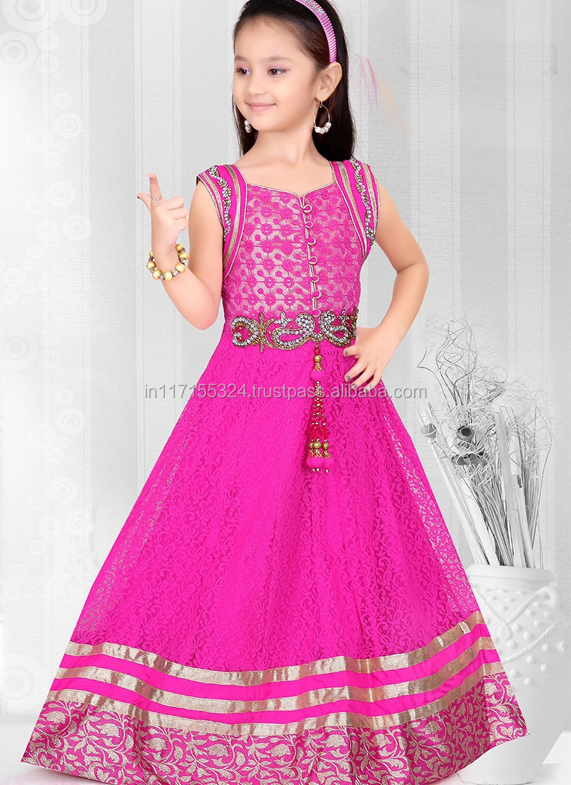 Latest Children Frocks Design Dresses For Girls Of 10 ...