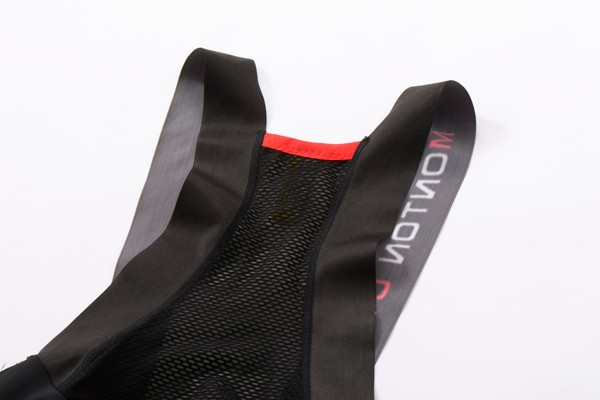 MONTON team cycling bib short with Punching Chamois