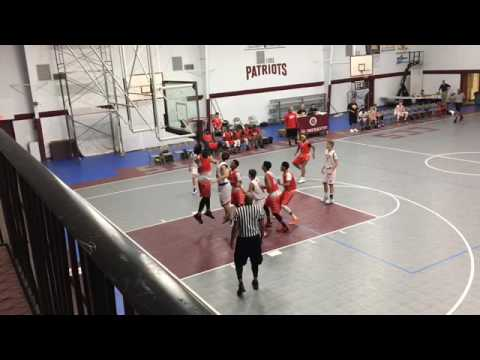 Fort Mill Knicks 15u vs Harrisburg Heat NTBA Nationals Myrtle Beach)