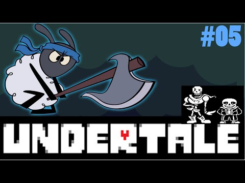 UndertaleASMR): Crossword or Word Jumbles? - Episode 05 - Baattle Sheep