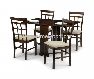 Butterfly Drop Leaf Dining Table Set With Chairsgateleg Table Set