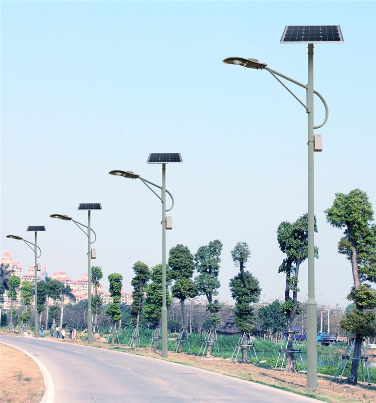 tube street light hid LED solar panel kit