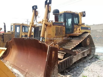 Used Caterpillar Cat D8 Bulldozer Dozer For Sale,Used Cat D8r Crawler  Bulldozers Lowest Price - Buy Caterpillar D8l Dozer,Used Komatsu Dozers For