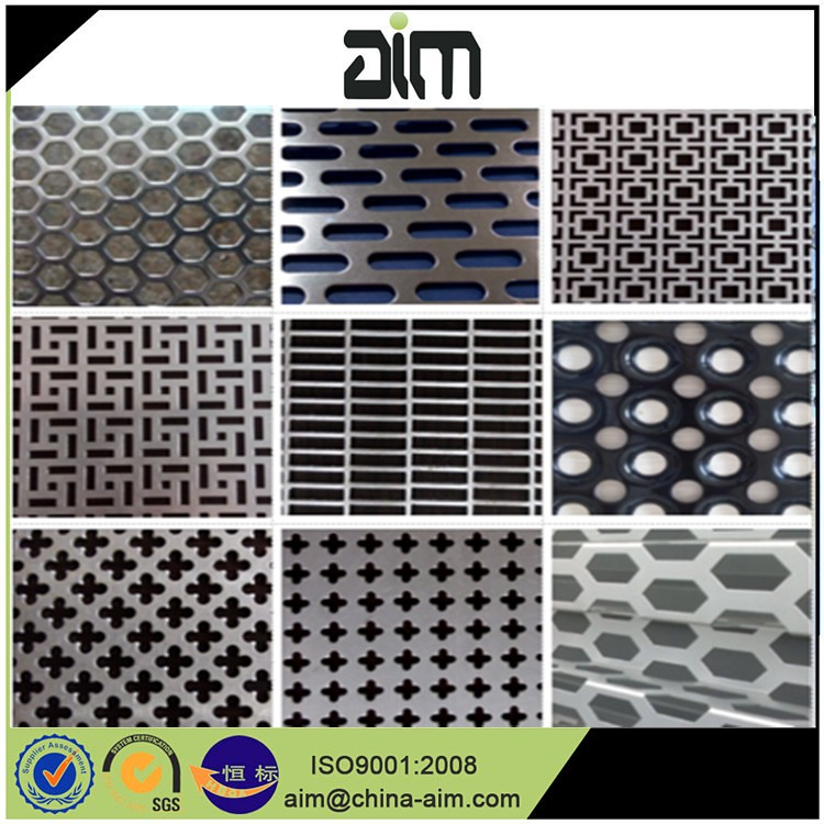 2016 decorative mesh perforated metal mesh in manufacturer price - Decorative Mesh