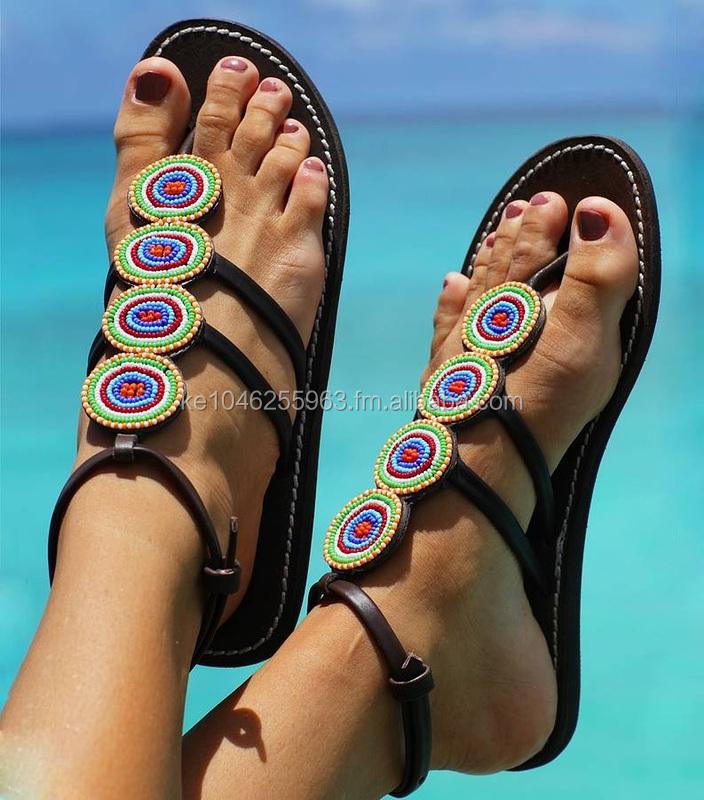 Kenya Gladiator Sandal