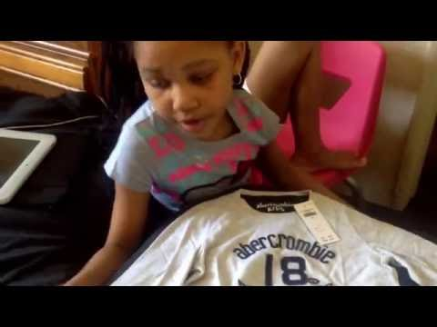 Abercrombie Kids clothing review