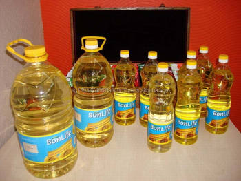 100% Refined Sunflower Edible Oil / Vegetable Oil / Palm Oil ...