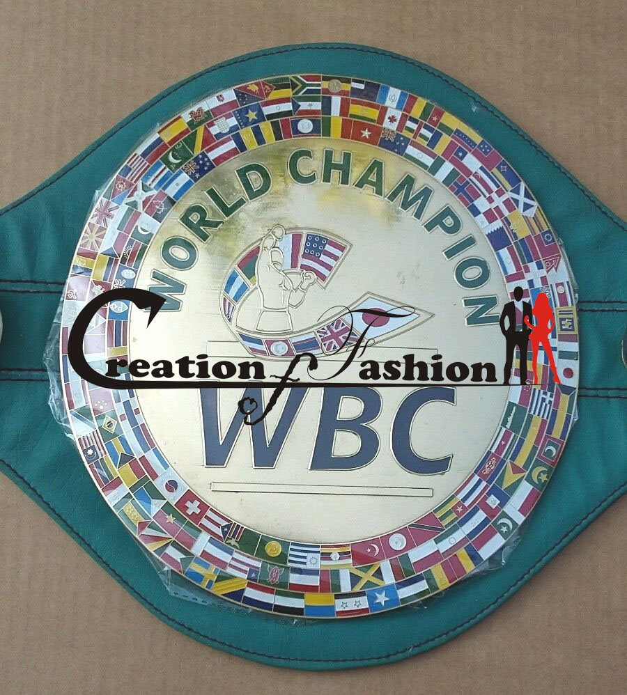 Details about WBC championships belt replica adult size