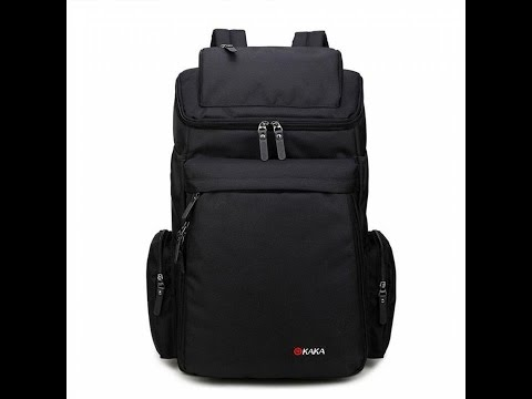 KAKA Laptop Backpack Computer Bag Travel Backpack Hiking Bag Camping Bag Weekend Bag Travel Bag Duff