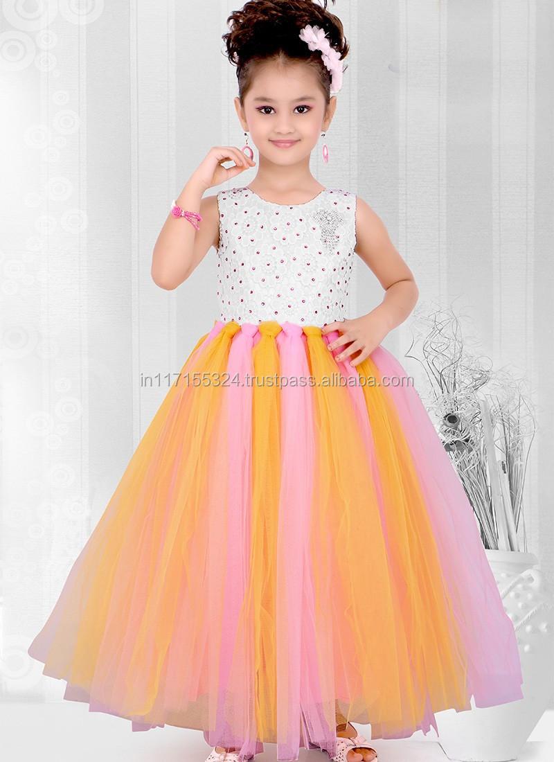 Kids Party Wear Dress - Lovely Beautiful Cut Kids Party Wear Dresses ...