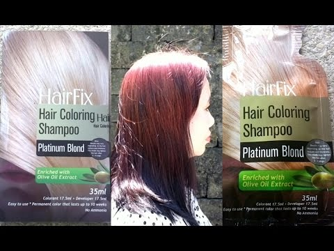 Buy Hair Coloring Aids Color Care Shampoo Chamomile 8.4 o in Cheap ...