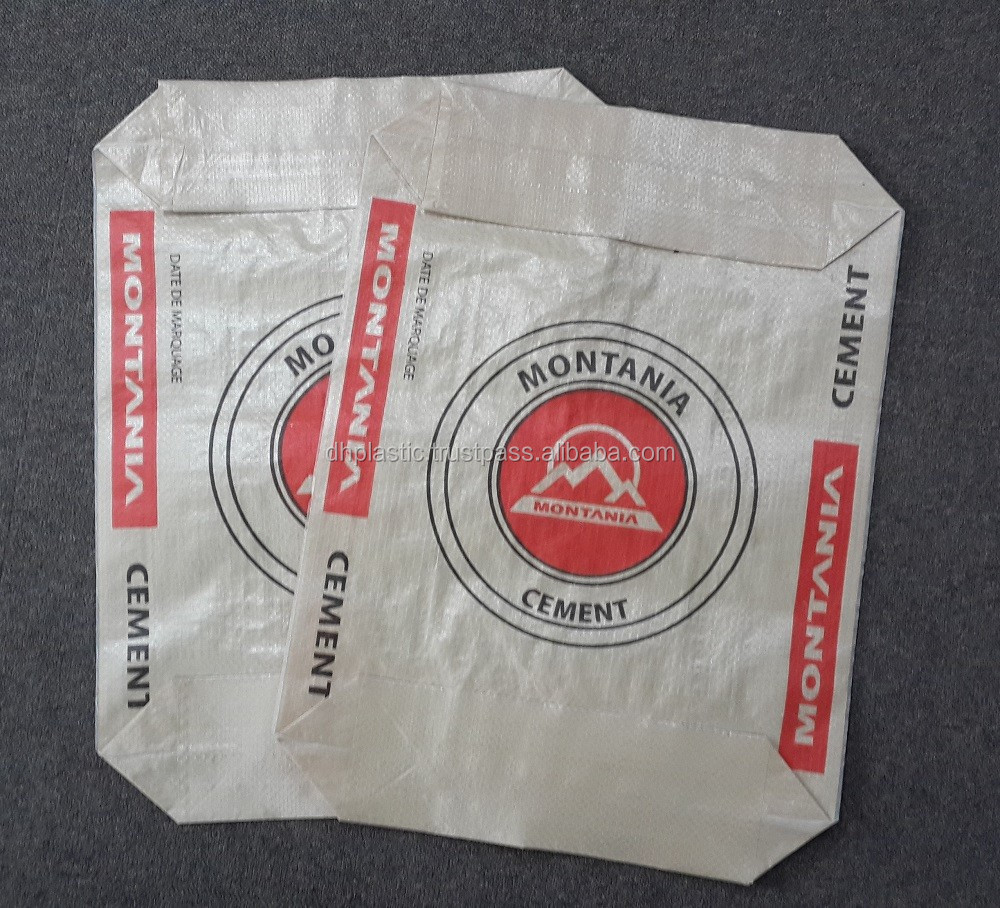Thermo Laminated Polypropylene Bags 25kg
