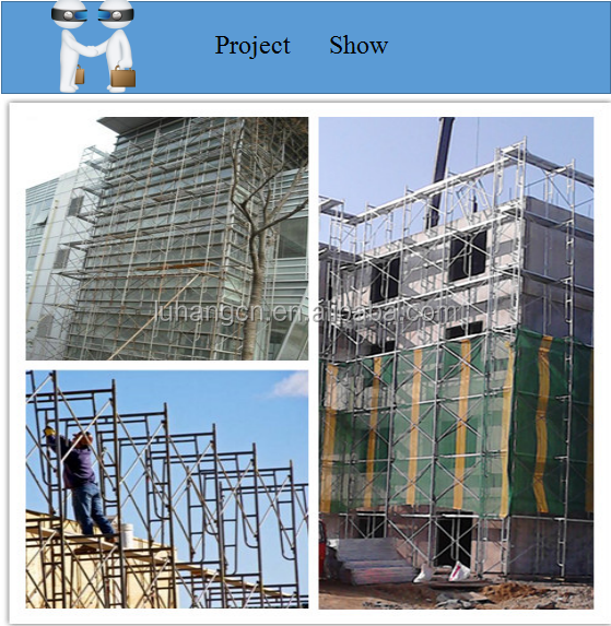 Snap On Scaffolding : Reasonable price frame system scaffolding with snap on
