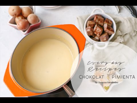 How to make Cheese Fondue - Gruyere and Edam Cheese Fondue