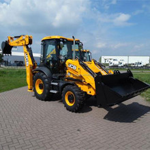 New JCB 3CX backhoe loader for sale, 2015 model year