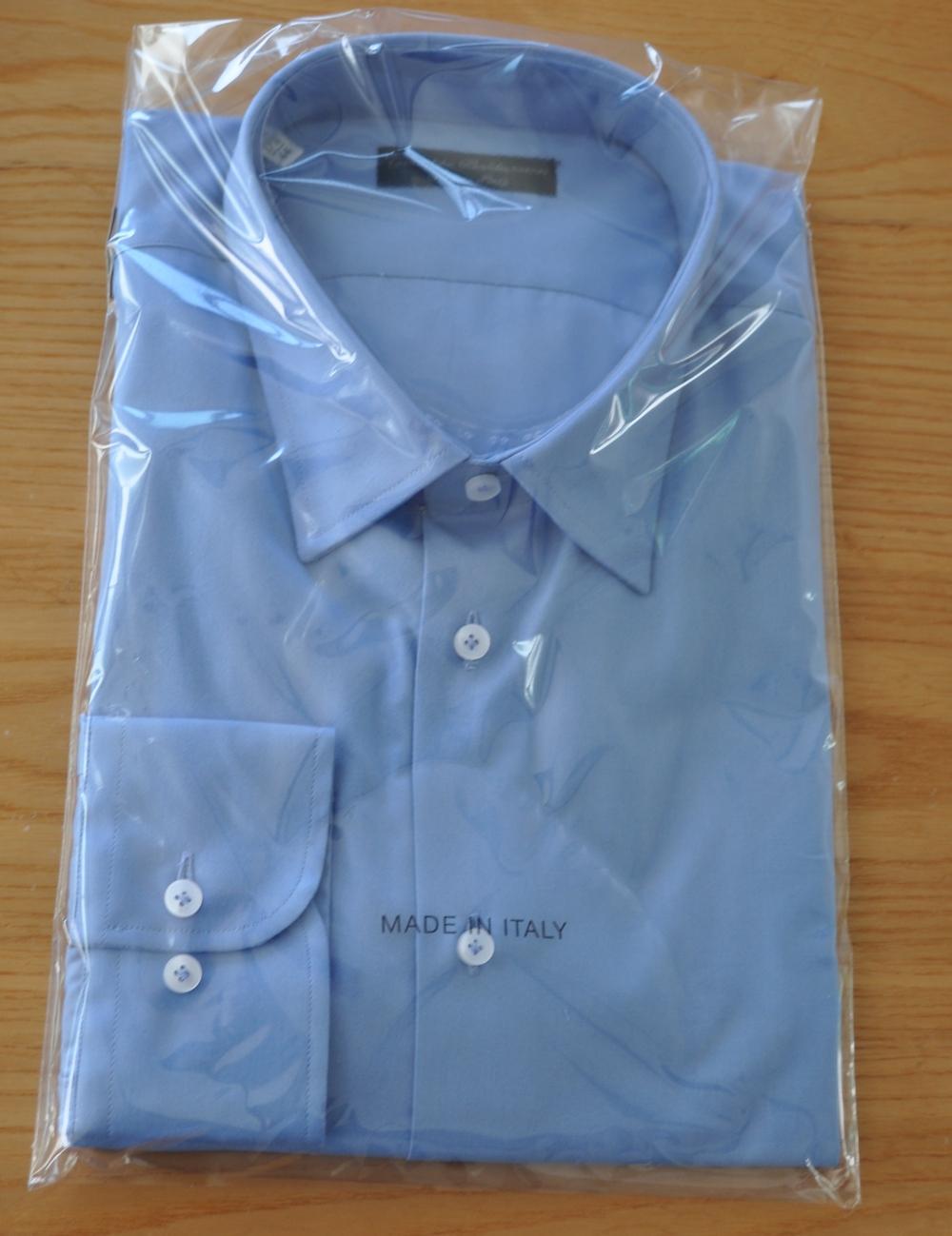 Wedding Dress Shirt Made In Italy Tuxedo Fashion Style 100% Cotton ...
