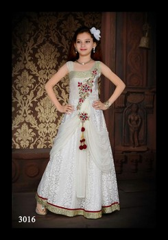 Party Wear Frockgown Designs For Girls Buy Kids Frocks Neck