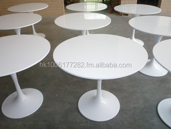 Manufactureru0027s Knoll Tulip Table Marble/mdf/fiberglass Top   Buy Tulip  Marble Table Product On Alibaba.com