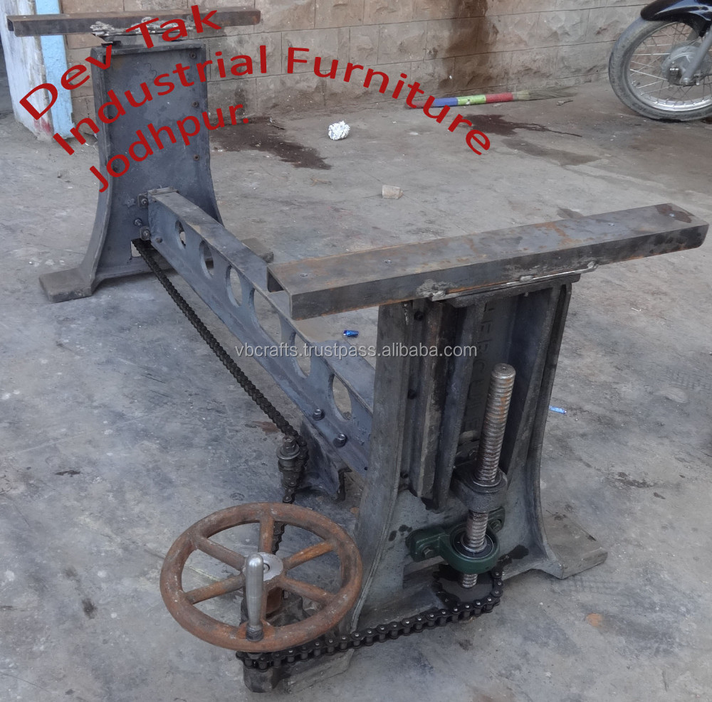 Industrial Crank Table Industrial Crank Chain Table Base  Buy Crank Table Basechain .